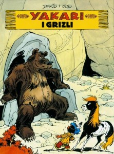 Yakari i grizli (tom 5)